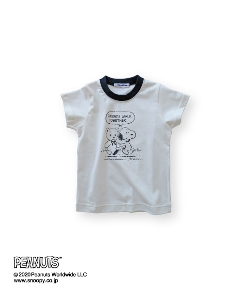 Tシャツ(半袖)(710074)【FRIENDS WALK TOGETHER】