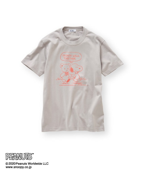 Tシャツ(710071)【FRIENDS WALK TOGETHER】