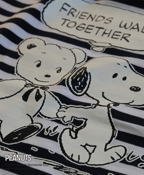 Tシャツ(710102)【FRIENDS WALK TOGETHER】